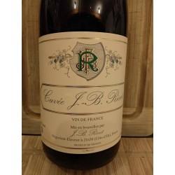 Bouteille 75cl vin de france gravée